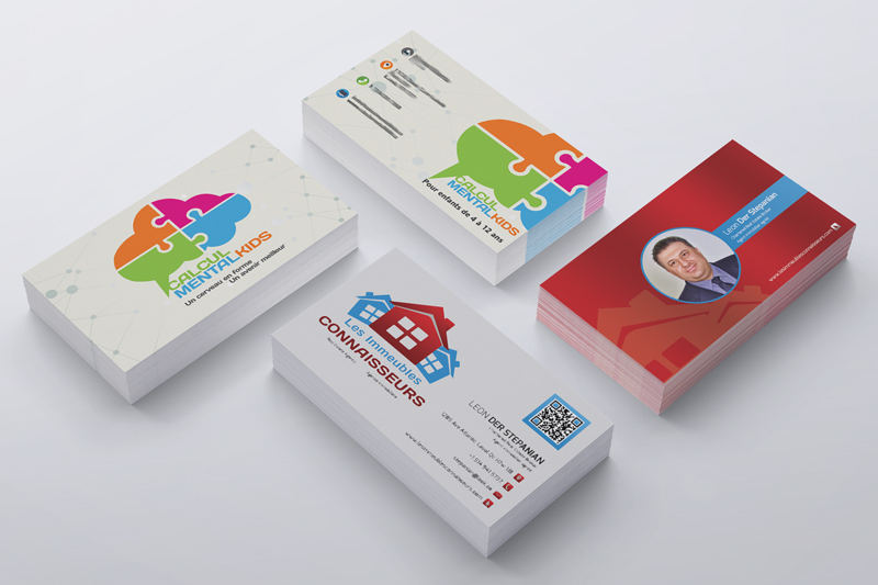 Cartes d'affaires::CMK / LIC