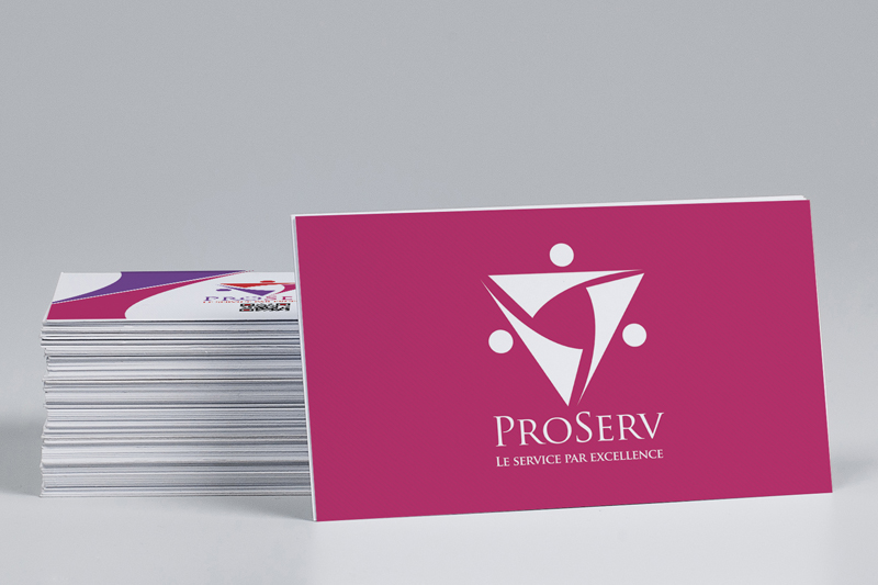 ProServ::Cartes d'affaires